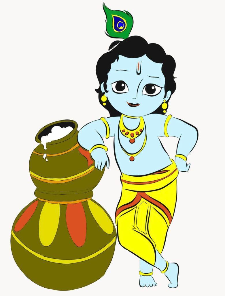 Krishna: The man who distinguished Spirituality over religion