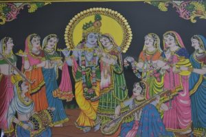Did Krishna have a relationship with 16,000 girls?