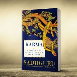 Karma by Sadhguru book Summary, important notes, and review